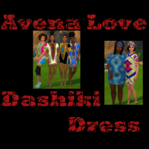Dashikidress icon